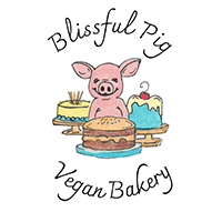 Blissful pig vegan bakery